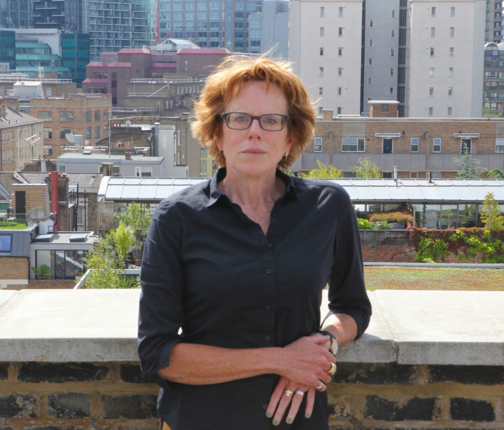 Polly Neate, chief executive of Shelter housing & homelessness charity (Courtesy: Shelter).